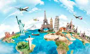 GST Registration for Travel and Tourism Company